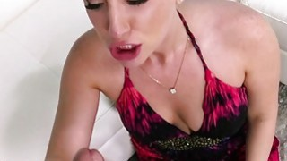 Image: Big ass babe anal fucks in reverse cowgirl