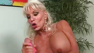 This blondes got her eyes on_one thing Big Cock image
