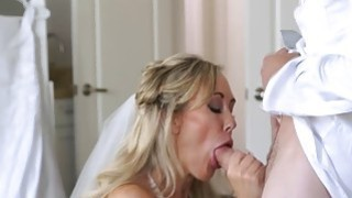 MILF Has A Side Fuck B4 Getting Hitched starring Brandi Love image