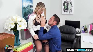 Kenzie Taylor Gets Fucked In The Office image
