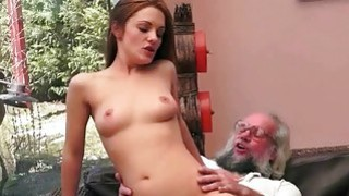 Lucky Grandpas and Hot Young Girls image