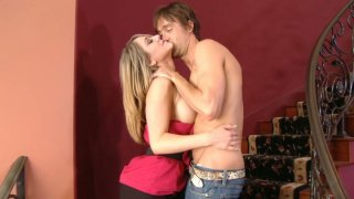 ashlee chambers dirtymuscle sesion, Amber ashlee gives her cherry pussy for licking image