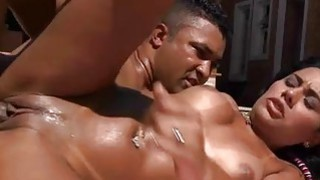 Sexy hammering of angel from brazil image