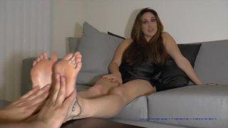 Bedtime Foot Massage image
