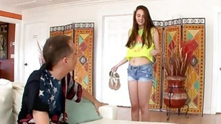Big Tits Teen Fucks Her Stepdad And It Was Hot image
