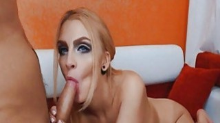 She Gets Her Pussy Licked After She Suck A Dick image