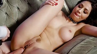 Julia De Lucia takes a big cock in her ass image