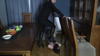 Sofia hard trampling image