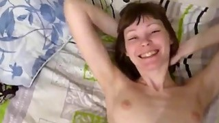 Russian Housewife Cock_Play POV image