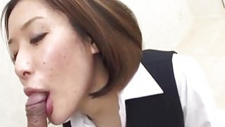 Image: Strong pounding for Emi Oriharas wet pussy