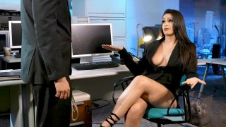 Employee suggests Bondage Sex with_Boss image