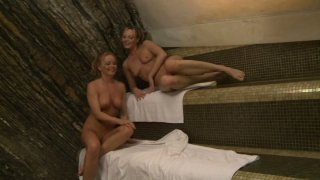 Sizzling babe Silvia Saint is acting in a hot reality sex video image