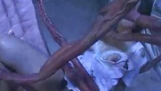 Image: Nurse Taken Inside Alien Monster!