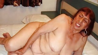 Horny Mexico Grannies and her amazing naked body image
