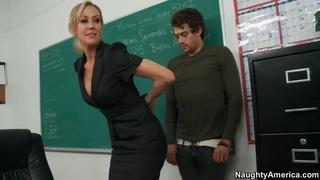 My teacher takes full advantage image