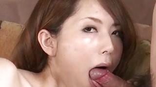 Yui Hatano sucks cock and fucks like an angel image