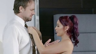 Bored wife monique alexander fucks her massage_client - Fresh chinese wife yoni massage Clips image