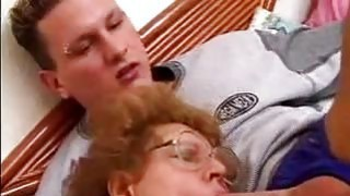 Grandma Fucked By Grandson In Law image