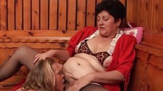 FUN MOVIES Horny Granny Lesbians image