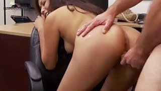 Hot chick Samantha gets fucked for cash image