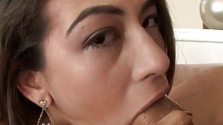 Naughty damsel is man with her divine oral image