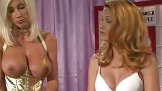 Big boobed blonde lezzies fuck ahrd at Alfred Hitchdick show image
