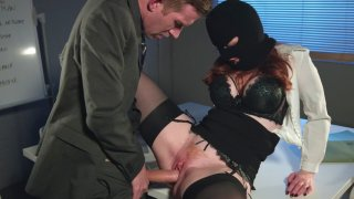 Zara DuRose in stockings gets pussy plowed by Danny D image