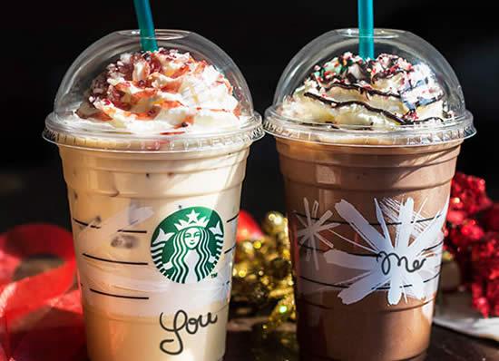 Starbucks Buy 1 Get 1 FREE Beverages For HSBC Cardmembers