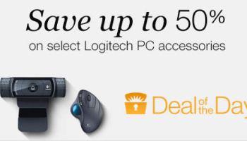 amazoncom 24hr deal up to 50 off logitech mice webcams amazoncom logitech z906 surround sound speakers rms