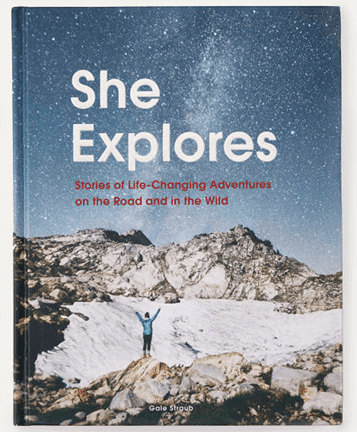 She Explores Photo Book