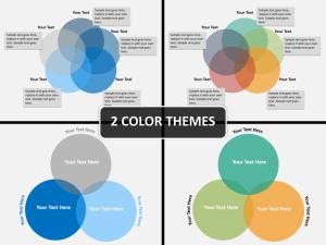Venn Diagram PowerPoint Template | SketchBubble