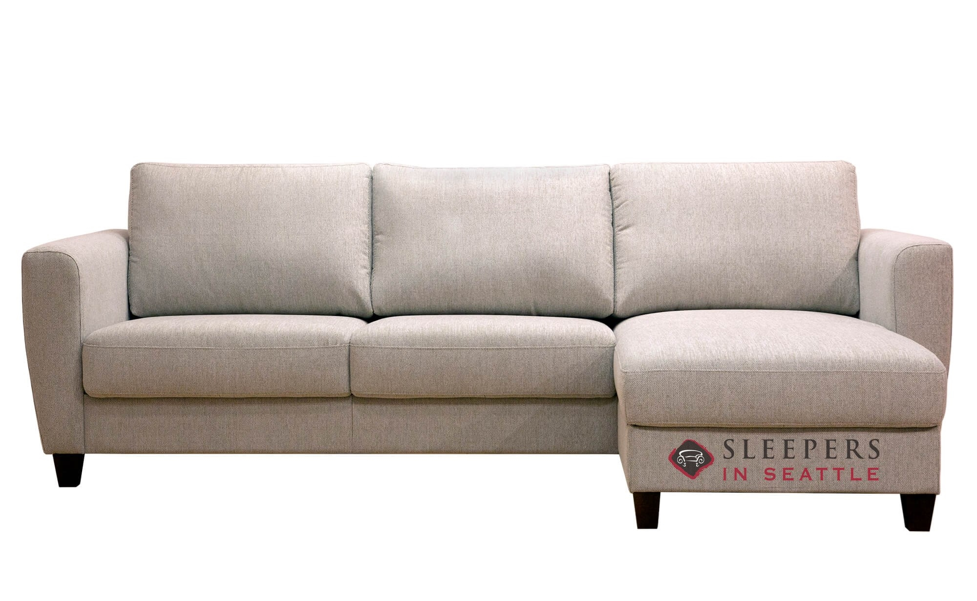 Luonto Flex Chaise Sectional Full Sleeper Sofa