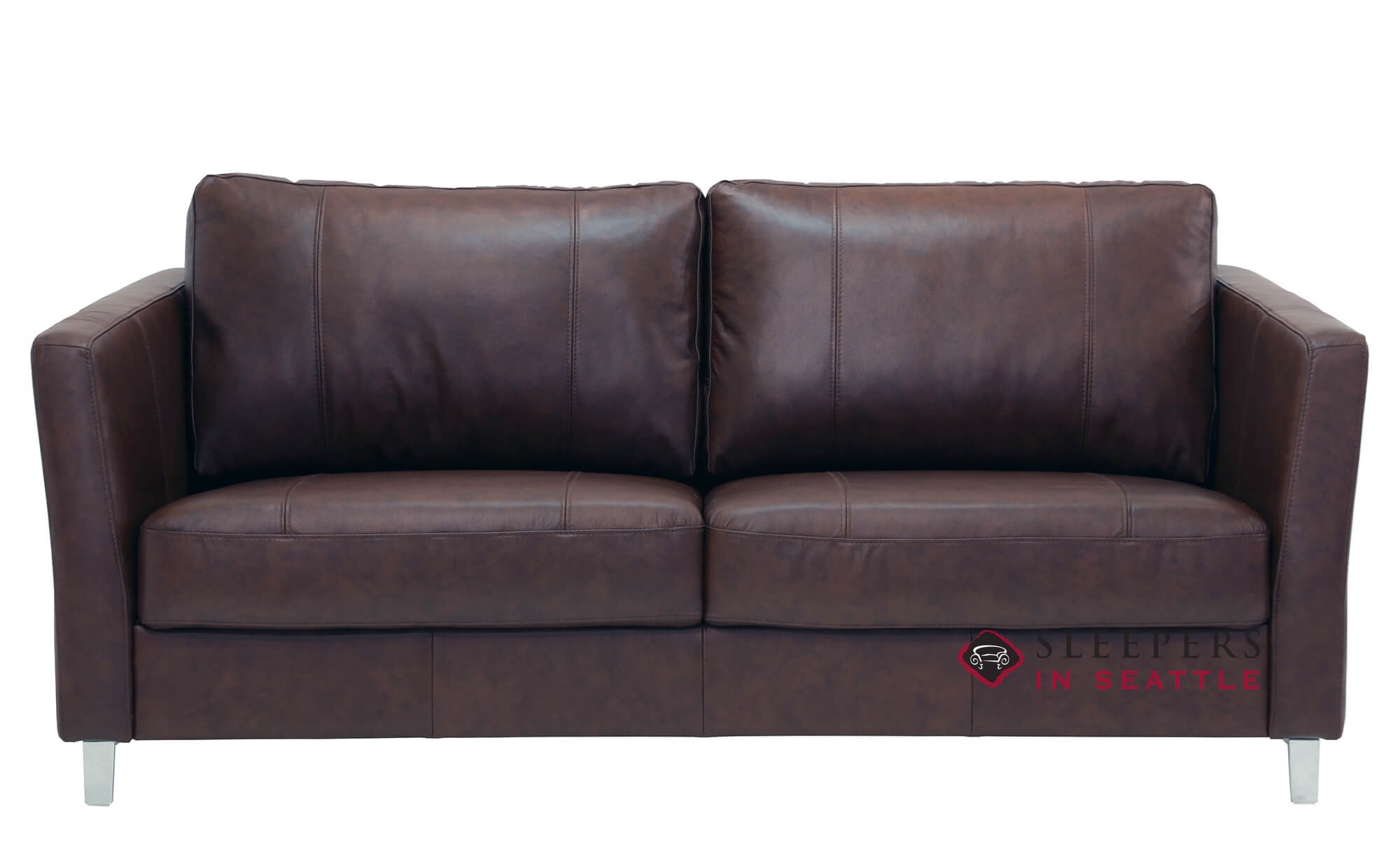 Luonto Monika Queen Leather Sleeper Sofa
