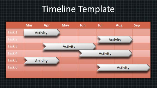 Timeline Table Template Wwwnapmanet - Free timeline template for powerpoint