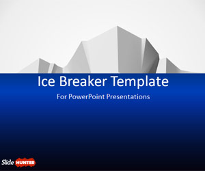 Free Ice Breaker PowerPoint Template Free PowerPoint Templates