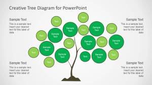 Creative Tree Diagrams for PowerPoint  SlideModel
