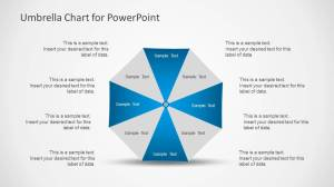 Umbrella Chart Diagram for PowerPoint  SlideModel