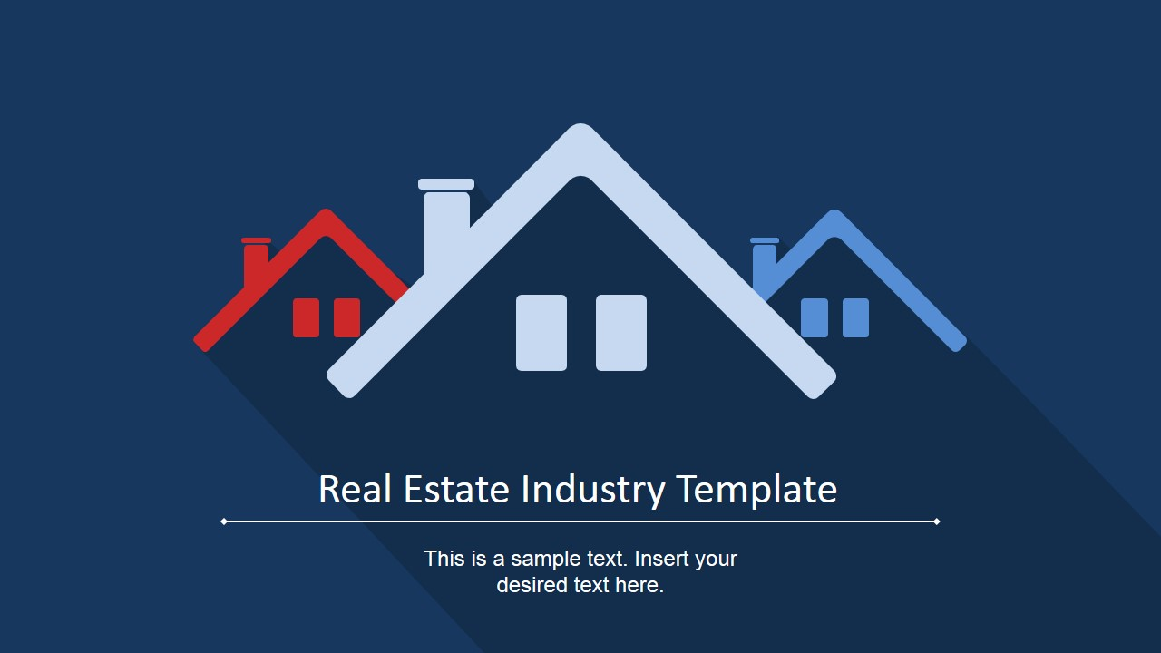 Real Estate Industry Powerpoint Template