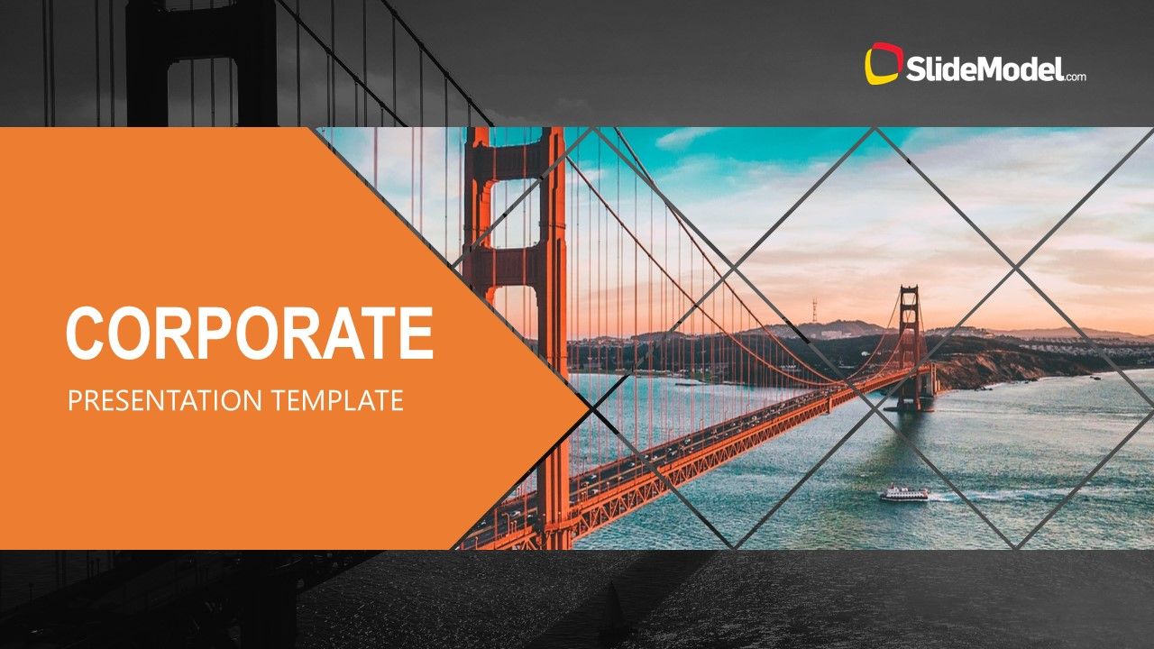 Business Corporate Presentation Template