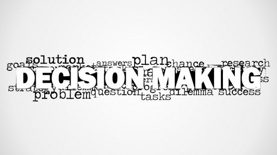 Decision Making Powerpoint Templates