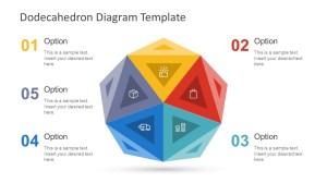 Free Dodecahedron Diagram Template  SlideModel