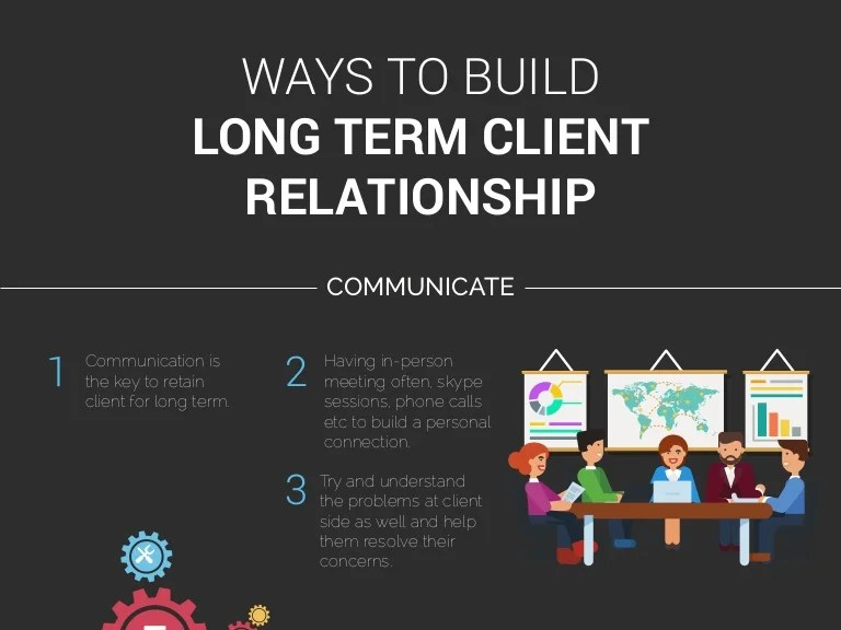 Ways To Build Client Relationship With Soft Communication