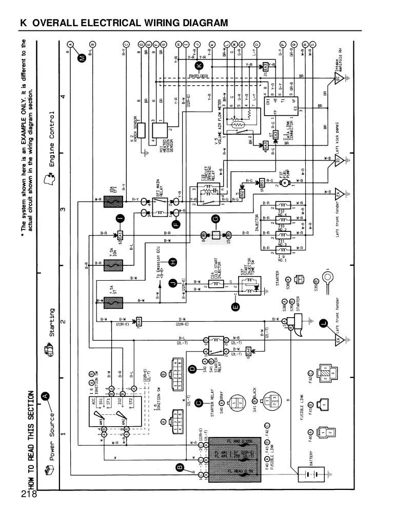 Toyota 2c Alternator Wiring Diagram  Somurich