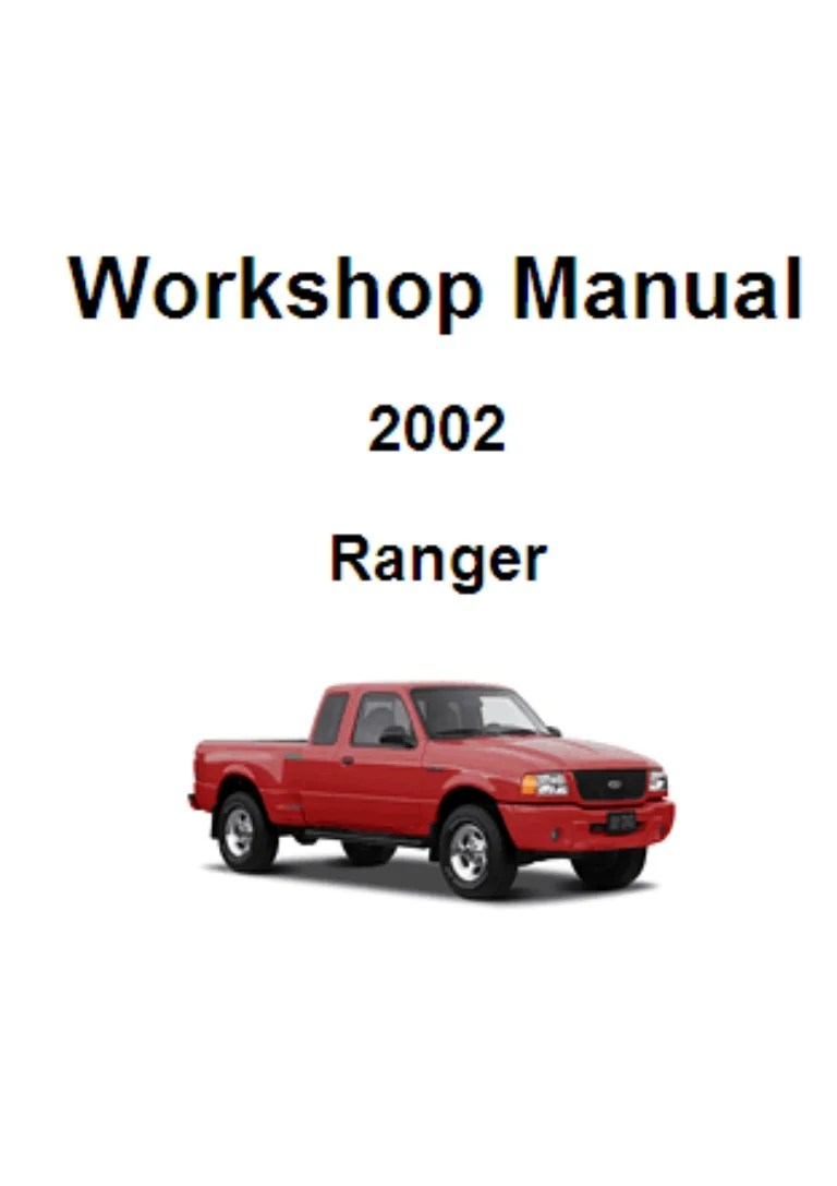 manual de taller ranger (ford)