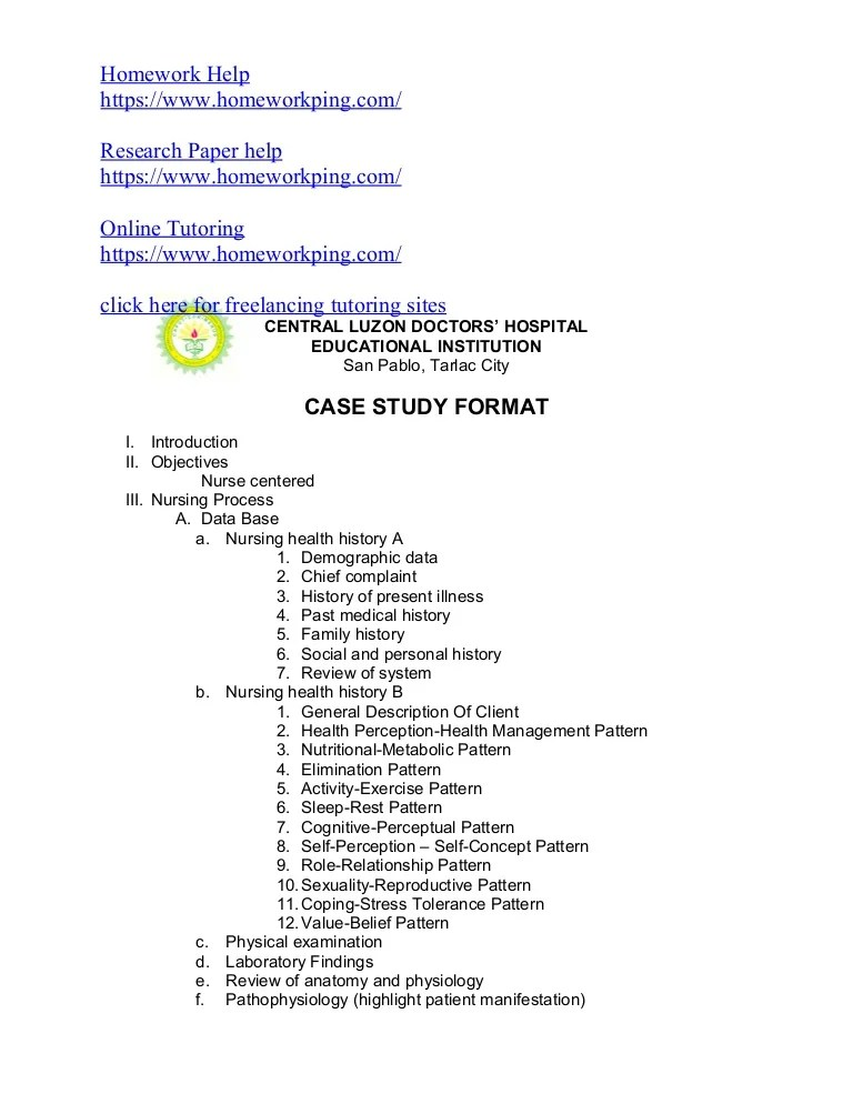 nursing research paper format Nurses have the professional obligation to make sure that they offer the best quality care to their patients at all times.