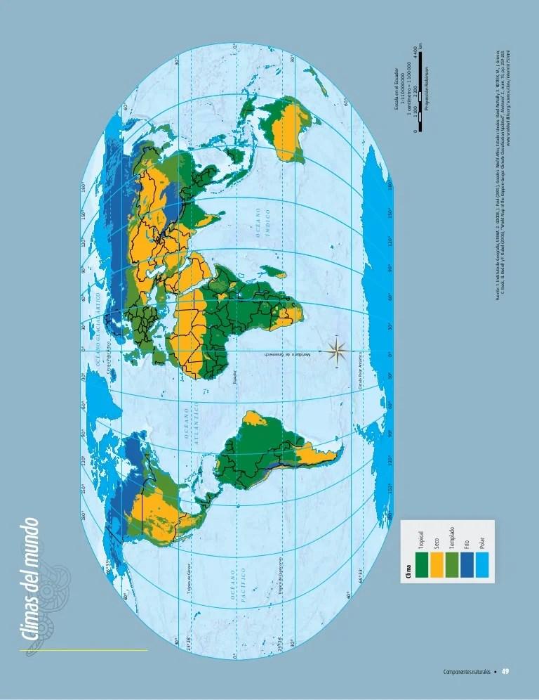Lea aquí todas las noticias sobre atlas de mexico: Atlas De Geografia Del Mundo Segunda Parte