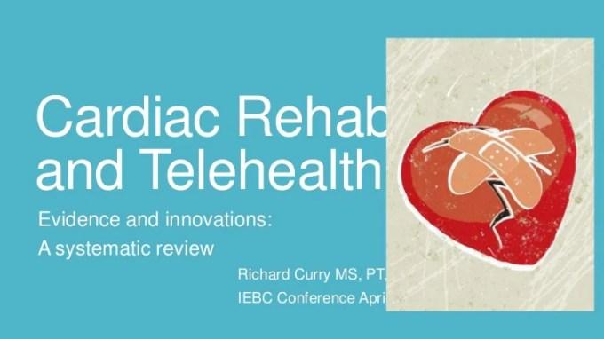 Cardiac Rehab Telehealth The Evidence For Alternatives For Acos