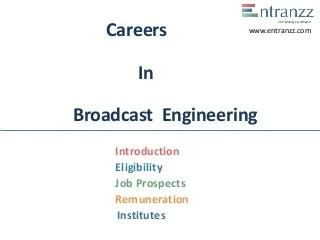 broadcast engineering linkedin
