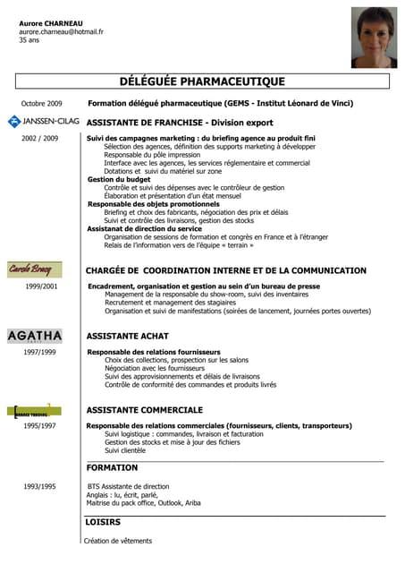 Curriculum Vitae Version 2008