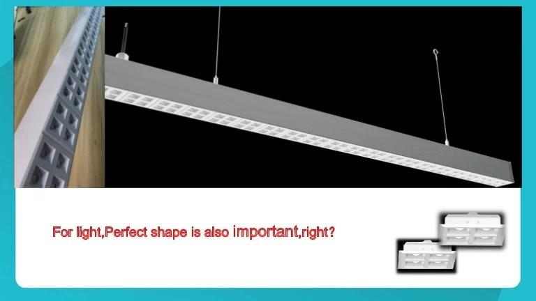 eye series led linear light from sundopt